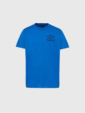 T-DIEGOS-X44, Bleu Clair - T-Shirts