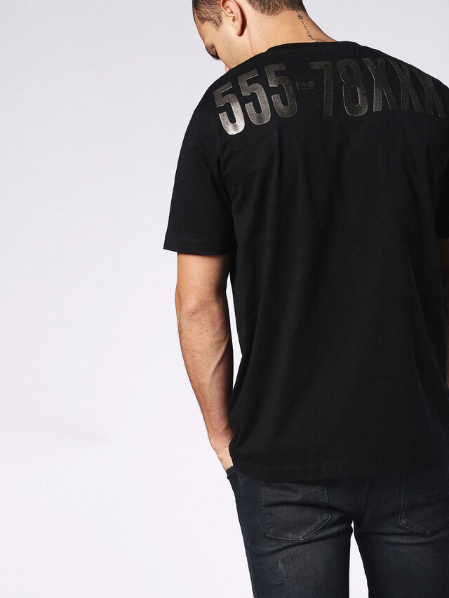T-JUST-SU, Noir Opaque