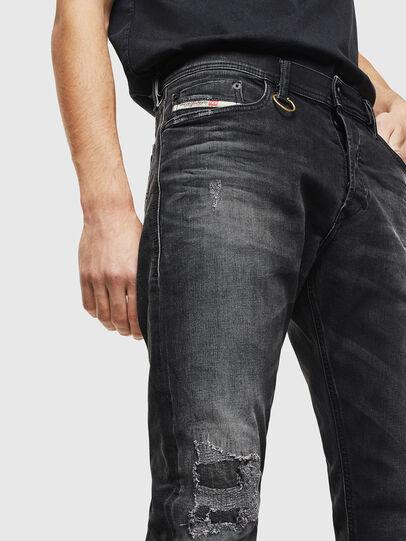 Diesel - Tepphar 069DW, Noir/Gris foncé - Jeans - Image 3