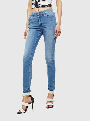 D-Roisin 0094X, Bleu Clair - Jeans