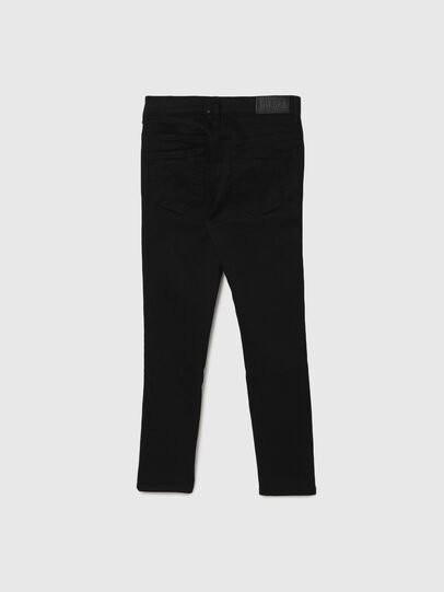 Diesel - D-SLANDY-HIGH-J-SP, Noir - Jeans - Image 2