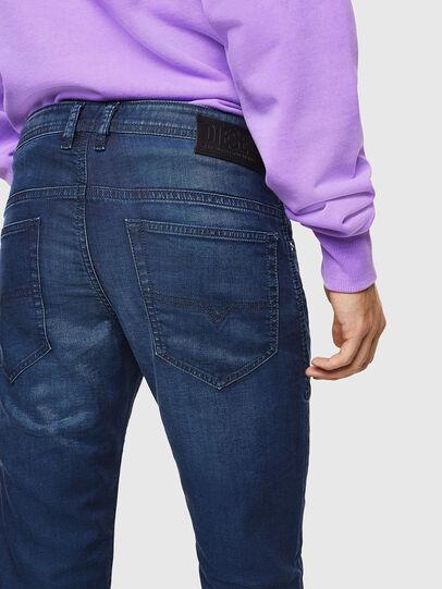 Diesel - Thommer JoggJeans 0098H, Bleu moyen - Jeans - Image 5