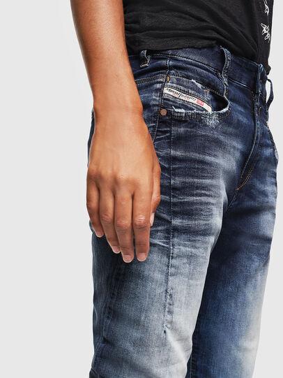 Diesel - Fayza JoggJeans 069KD, Bleu Foncé - Jeans - Image 3