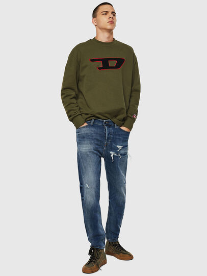 Diesel - D-Vider 0890X, Bleu moyen - Jeans - Image 5