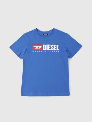 TJUSTDIVISION, Bleu Céleste - T-shirts et Hauts