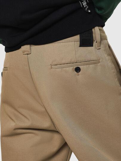 Diesel - P-MORGY, Marron Clair - Pantalons - Image 4