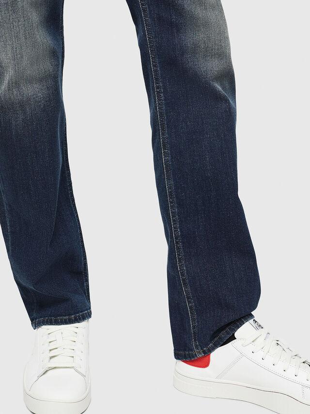Diesel - Waykee 0814W, Bleu Foncé - Jeans - Image 5