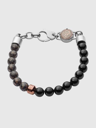 Diesel - DX1076, Noir - Bracelets - Image 1