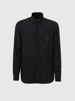 S-ADAMES, Noir - Chemises