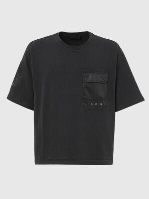 T-DOLFY, Noir - T-Shirts