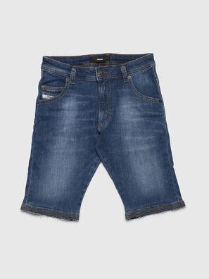 PROOLI-N, Bleu moyen - Shorts
