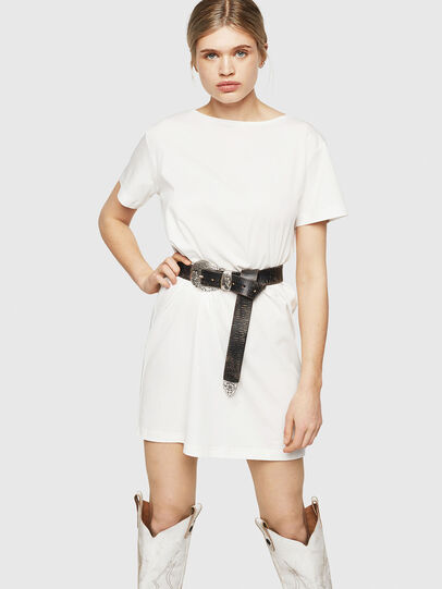 Diesel - D-YLY, Blanc - Robes - Image 1