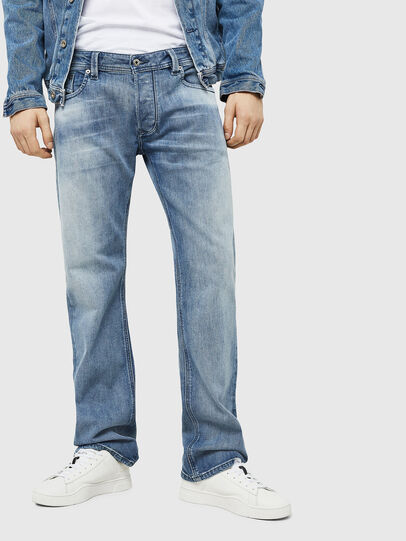 Diesel - Larkee CN026, Bleu Clair - Jeans - Image 1