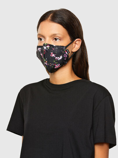 Diesel - FACEMASK-FLO, Noir - Other Accessories - Image 3