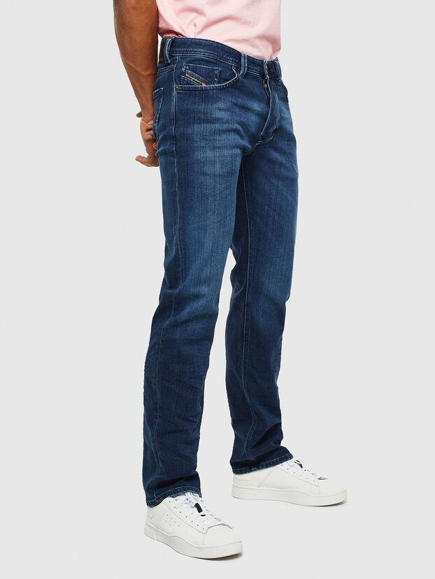Larkee 0095T, Bleu Foncé - Jeans