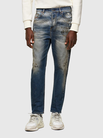 Diesel - D-Vider 009NH, Bleu moyen - Jeans - Image 1