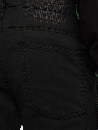 Diesel - D-Reeft JoggJeans 009HD, Noir/Gris foncé - Jeans - Image 5