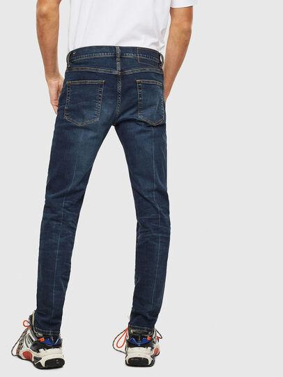 Diesel - D-Strukt 0093J, Bleu Foncé - Jeans - Image 2