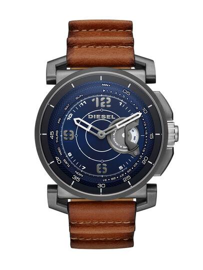 Diesel - DT1003, Marron - Smartwatches - Image 2