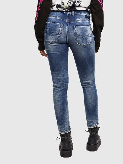 Diesel - Krailey JoggJeans 0096M, Bleu Foncé - Jeans - Image 2