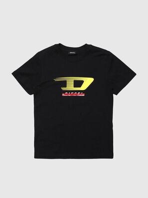 TJUSTY4, Noir - T-shirts et Hauts