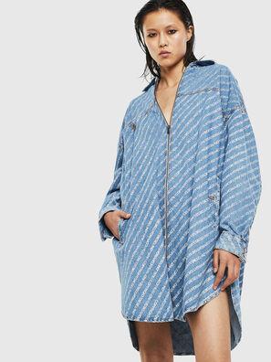 DE-SLYX, Bleu Clair - Robes