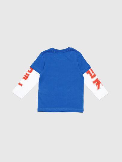 Diesel - TUCOB-R, Bleu - T-shirts et Hauts - Image 2