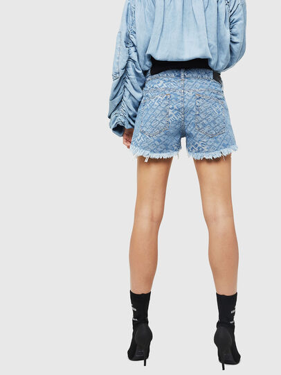 Diesel - DE-RIFTY, Bleu Clair - Shorts - Image 2