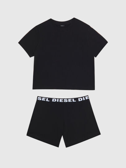 Diesel - UFSET-PIJIMMY, Noir - Pyjamas - Image 1