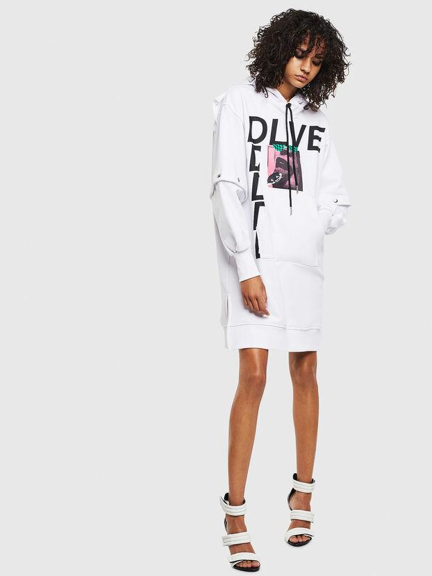 D-AYALA, Blanc - Robes