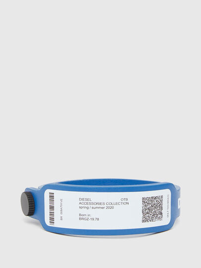 Diesel - A-WARD, Bleu - Bijoux et Gadgets - Image 1