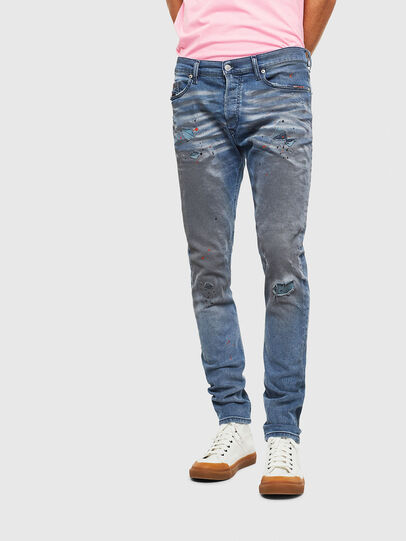 Diesel - Tepphar 009BN, Bleu moyen - Jeans - Image 1
