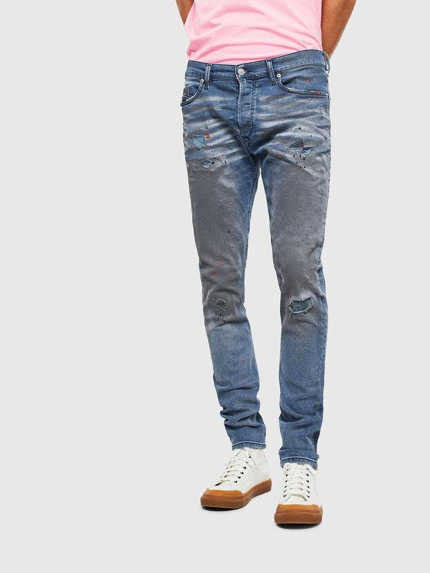 Tepphar 009BN, Bleu moyen - Jeans