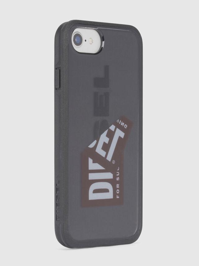Diesel - STICKER IPHONE 8/7/6S/6 CASE, Noir - Coques - Image 3
