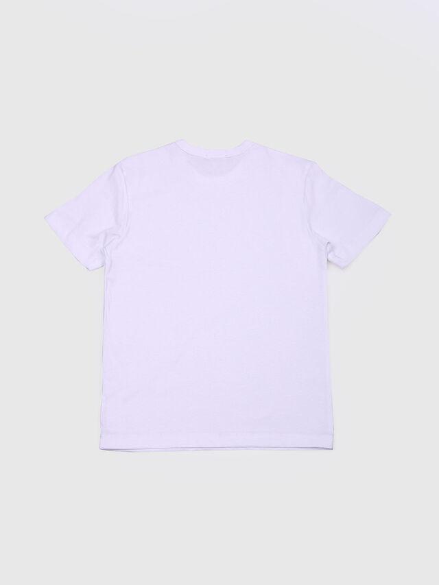 Diesel - TOCLE, Blanc - T-shirts et Hauts - Image 2