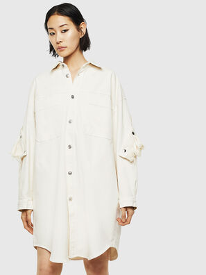 D-BABOL JOGGJEANS, Blanc - Robes