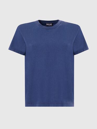 T-shirt avec imprimé brillant dans le dos