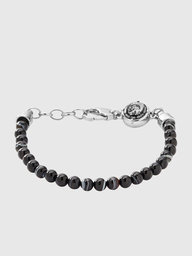 Diesel - DX0848, Noir - Bracelets - Image 1