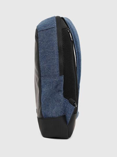 Diesel - F-SUSE MONO, Bleu/Noir - Sacs à dos - Image 3