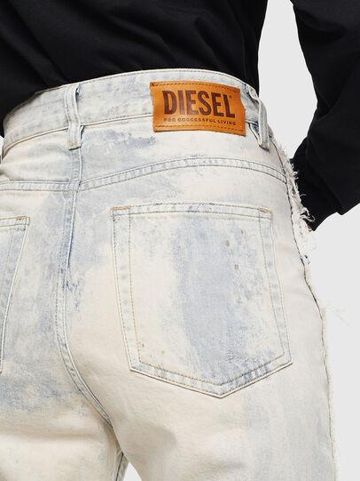 Diesel - D-Eiselle 0099P, Blanc - Jeans - Image 6