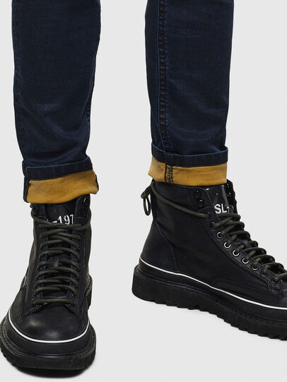 Diesel - Thommer JoggJeans 069MG, Bleu Foncé - Jeans - Image 5