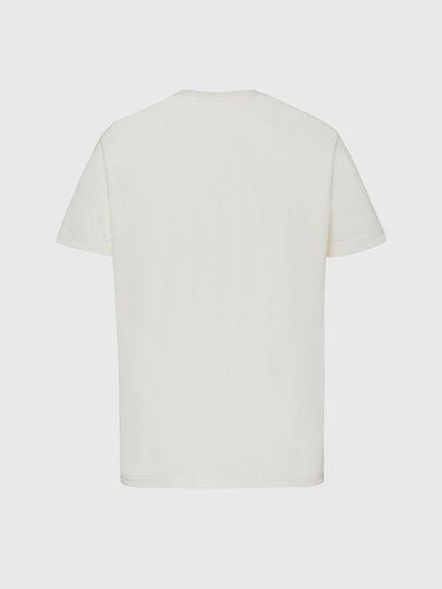 Diesel - T-DIEGOS-K31, Blanc - T-Shirts - Image 2