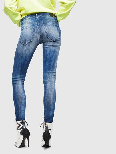 Diesel - Slandy 0095C, Bleu moyen - Jeans - Image 2