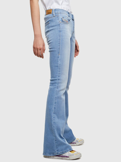 Diesel - D-Ebbey 0095D, Bleu Clair - Jeans - Image 3