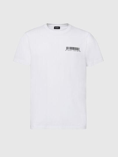 Diesel - T-DIEGOS-X67, Blanc - T-Shirts - Image 1