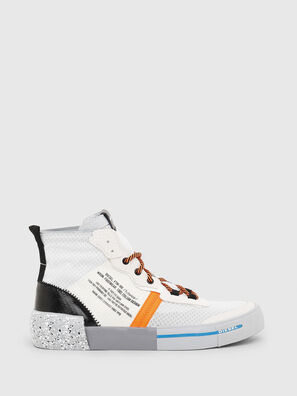 S-DESE MID RC, Polychrome/Blanc - Baskets