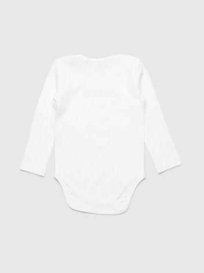 Diesel - UNLODIV-NB, Blanc - Underwear - Image 2