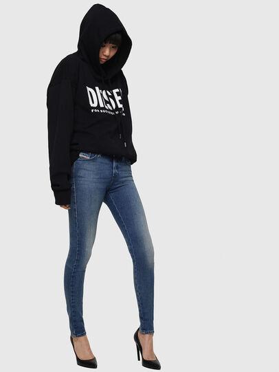 Diesel - Slandy 083AQ, Bleu moyen - Jeans - Image 5