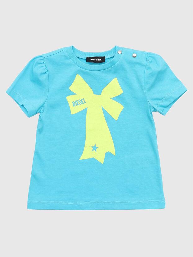 TASHAB, Azur - T-shirts et Hauts