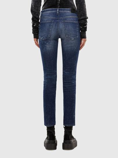 Diesel - Babhila 009JM, Bleu Foncé - Jeans - Image 2